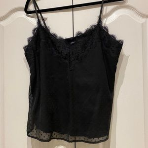 Abercrombie & Fitch Lace Tank in Size L